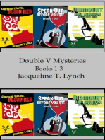 Double V Mysteries Vol. 1-3