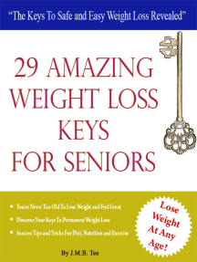 29 Weight Loss Keys For Seniors