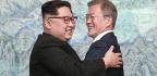 Hang On, What Language Is Kim Jong-un Speaking?