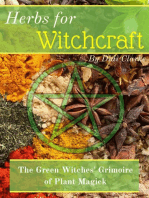 Herbs for Witchcraft