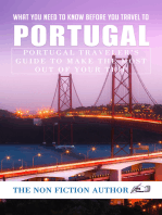 What You Need to Know Before You Travel to Portugal