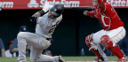 Yankees Score Early And Often On Way To Drubbing Of Angels