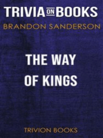 The Way of Kings by Brandon Sanderson (Trivia-On-Books)
