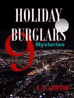 9 Holiday Burglars Mysteries