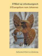D' Bibel op Lëtzebuergesch - D' Evangelium nom Johannes