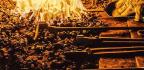 Forging Ahead A Seasoned Blacksmith Strikes A Path That's More Modern Than Medieval.