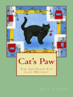 Cat's Paw, a Crazy Cat Lady Cozy Mystery #3
