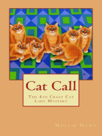 Cat Call, a Crazy Cat Lady Cozy Mystery #4