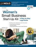 Women's Small Business Start-Up Kit, The