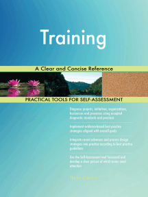 Training A Clear and Concise Reference