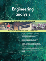 Engineering analysis A Clear and Concise Reference