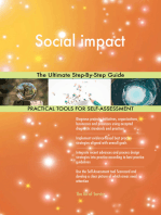 Social impact The Ultimate Step-By-Step Guide