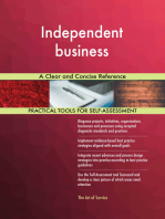 Independent business A Clear and Concise Reference