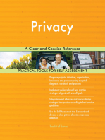 Privacy A Clear and Concise Reference
