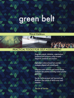 green belt Third Edition