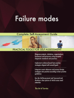 Failure modes Complete Self-Assessment Guide