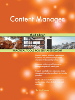 Content Manager Third Edition