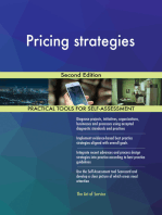 Pricing strategies Second Edition