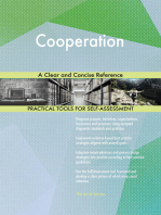 Cooperation A Clear and Concise Reference