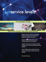 service levels A Complete Guide