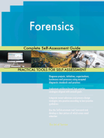 Forensics Complete Self-Assessment Guide
