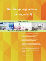Knowledge organization (management) Third Edition