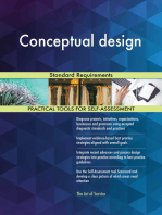Conceptual design Standard Requirements