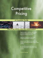 Competitive Pricing A Complete Guide