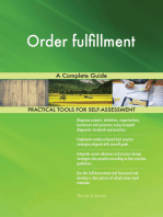 Order fulfillment A Complete Guide