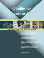 Qualitative research Third Edition
