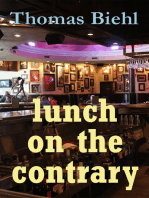 Lunch on the Contrary
