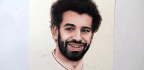 At The World Cup In Russia This Summer, Central Asia Will Be Supporting Mohamed Salah