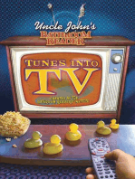 Uncle John's Bathroom Reader Tunes into TV