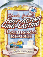 Uncle John's Fast-Acting, Long-Lasting Bathroom Reader