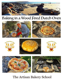 Baking In A Wood Fired Dutch Oven