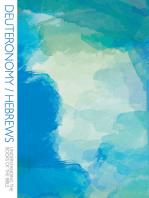 Deuteronomy/Hebrews
