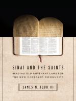 Sinai and the Saints