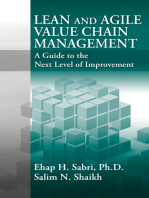 Lean and Agile Value Chain Management