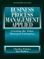 Business Process Management Applied