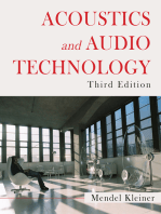 Acoustics and Audio Technology, Third Edition