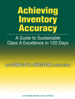 Achieving Inventory Accuracy: A Daily Guide to Sustainable Excellence