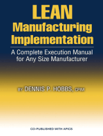 LEAN Manufacturing Implementation