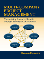 Multi-Company Project Management