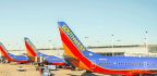 Southwest Airlines Flight From Chicago To New Jersey Diverted Due To Broken Window