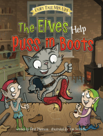 The Elves Help Puss In Boots