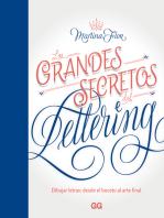 Los grandes secretos del lettering