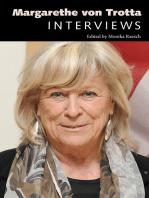 Margarethe von Trotta: Interviews