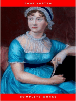 Jane Austen Complete Collection Included Pride and Prejudice, Sense and Sensibility, Emma, Mansfield Park, Northanger Abbey, Persuasion, Lady Susan, Juvenilia, early works and more.