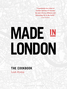 Made in London: The Cookbook