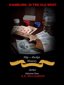 Gambling in the Old West: Hip - Pocket History, #1